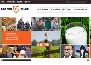 BoerenGilde website ontwikkelingen samen met WhatEls