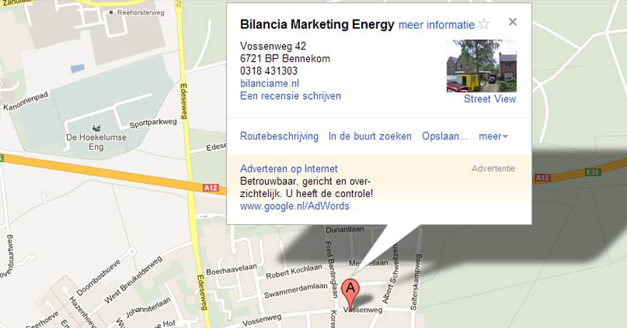 Google Places: zet je bedrijf op de kaart
