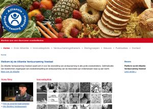 Content Management voor de website van het Platform Verduurzaming Voedsel